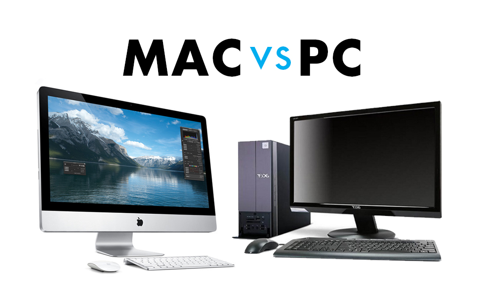 What's Best, PC or Mac?